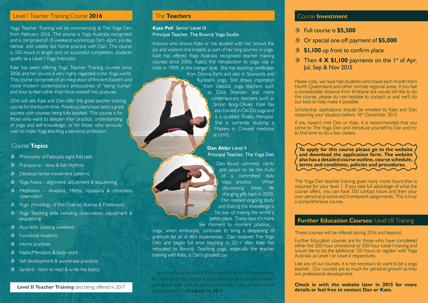 brochure-theyogaden-training-2016-2