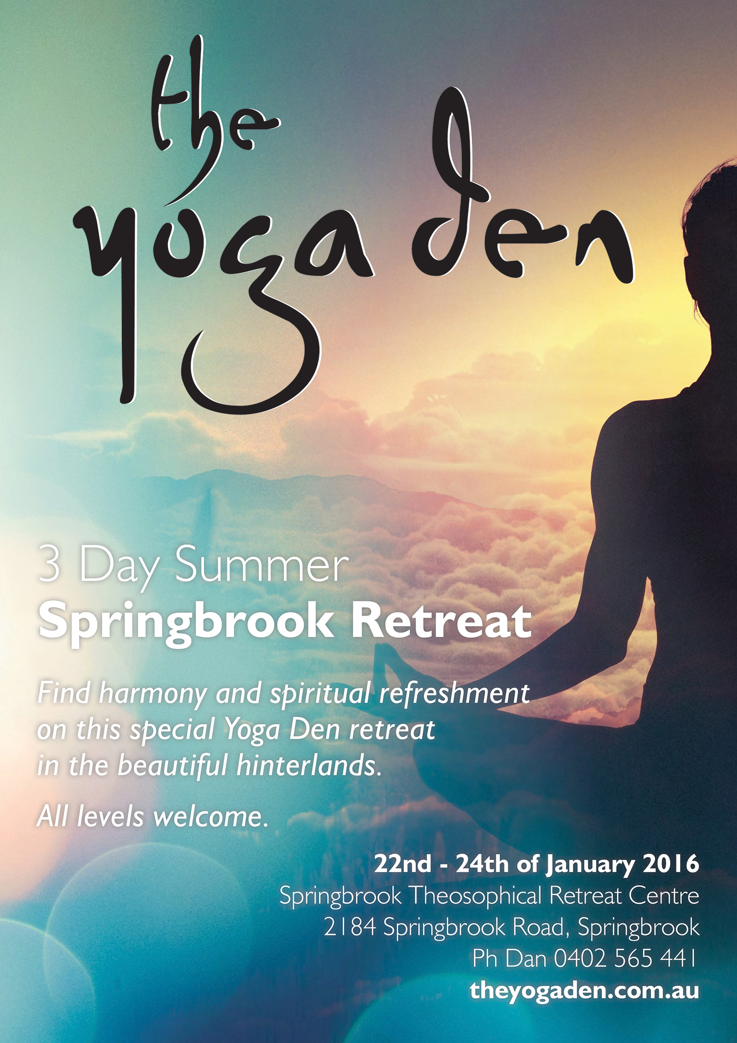 poster-theyogaden-summer-retreat-2016