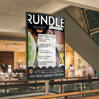 Rundle-Sounds-Indoor-Advertising-Poster