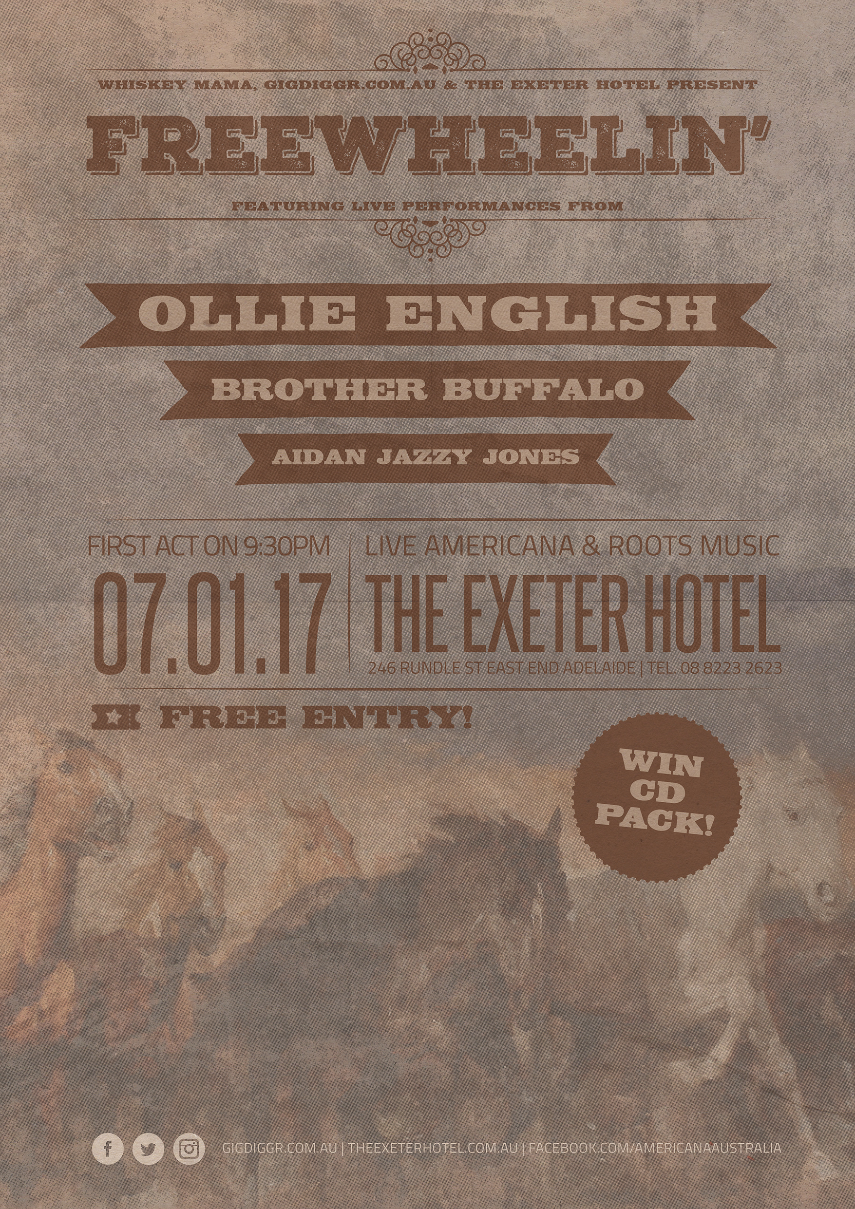 Poster-Freewheelin-Exeter-070117