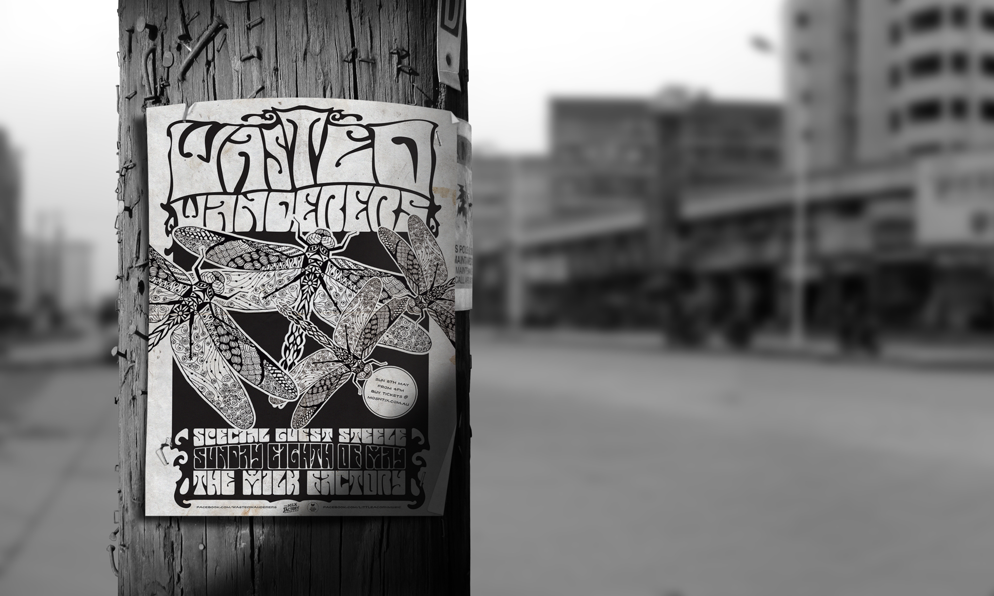 wasted-wanderers-pole-poster-dragonflies
